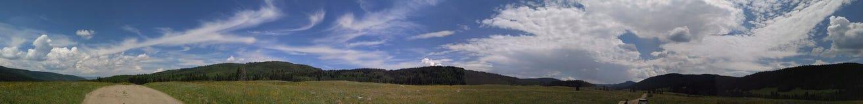 Grant jezioro, Kolorado 15 Zdjęcia Stock