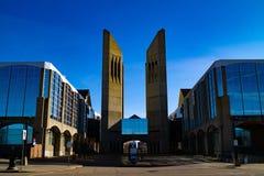 Grant MacEwan Univesity em Edmonton, Alberta, Canadá imagem de stock royalty free