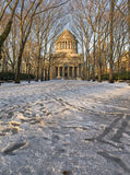 Grant Mausoleum. The place where General Ulysses Grant is buried in New York Stock Images