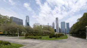 Grant Park Royalty Free Stock Photo