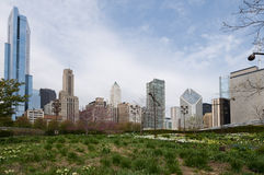 Grant Park Fotos de Stock