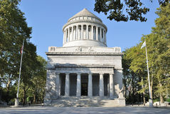 Grant's Tomb. Completed in 1897, Grant's Tomb in New York City is the resting place of Ulysses S. Grant and Julia Dent Grant. Grant is known for being the royalty free stock photo