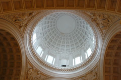 Grant's Tomb Ceiling. The  domed ceiling of the General Grant National Memorial, commonly called Grant's Tomb. The final resting place of Ulysses S. Grant, the Royalty Free Stock Photography