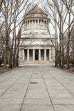 Grant's Tomb. The front of Grant's Tomb in New York City Stock Photo