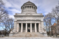 Grant's Tomb - New York City Stock Photo
