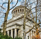 Grant's Tomb, NYC. President Grant's tomb on the upper west side of Manhattan in New York City Royalty Free Stock Photography