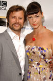 Grant Show. And Pollyanna McIntosh at the 5th Annual BAFTA-LA Tea Party honoring Emmy Nominees. Wattles Mansion, Los Angeles, CA. 09-15-07 Royalty Free Stock Photo