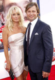 Grant Show and Katherine LaNasa Stock Photography