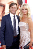 Grant Show and Katherine LaNasa Stock Image