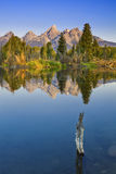Grant teton national park Stock Images