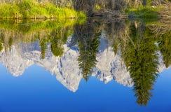 Grant teton national park Royalty Free Stock Photos