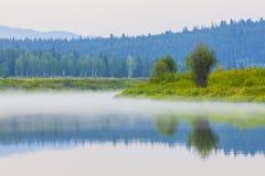 Grant teton national park Stock Photography