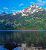 Grant Teton, Wyoming Stock Images