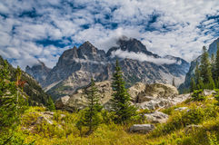 Grant Tetons Lanscape Stock Images