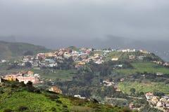 Granu Canaria krajobraz Fotografia Stock