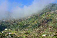 Granu Canaria krajobraz Obrazy Royalty Free
