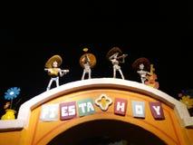 Granu fiesta wycieczka turysyczna Zdjęcia Royalty Free
