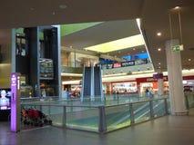 Granu placu zakupy centrum handlowe Tavira Obrazy Royalty Free