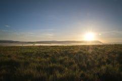Granu Sabana amanecer Zdjęcie Stock