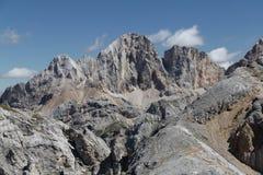 Granu Vernel szczyt Zdjęcia Royalty Free