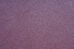 Granular texture of an abrasive material. For an abstract background Royalty Free Stock Image