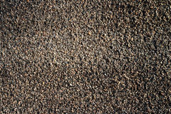 Granulated bitumen roofing footage texture Stock Photos