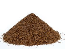 Granulated coffee Stock Photo