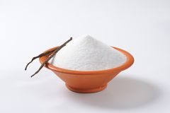 Granulated sugar Stock Photography