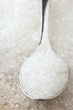 Granulated sugar Stock Image