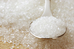 Granulated sugar Royalty Free Stock Photos