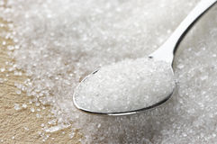 Granulated sugar Royalty Free Stock Images