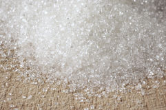 Granulated sugar Royalty Free Stock Photo