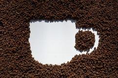 Granulated tea Stock Photography