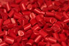 granulates plastic partikelkulor Royaltyfria Bilder