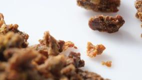 Granules de propolis Produits d'abeille Apitherapy Apiculture La propolis est une colle d'abeille Antibiotique normal clips vidéos