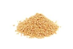 Granules de soja photo stock