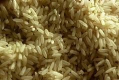Granuli del riso bianco Immagini Stock Libere da Diritti