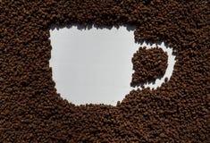 Granulierter Tee lizenzfreies stockfoto