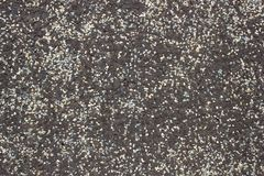 Granulierter Wandoberflächenhintergrund Stockbild