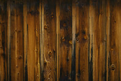 Granulo di legno scuro Immagine Stock