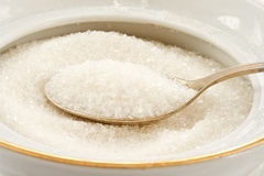 granulowany cukier Fotografia Stock