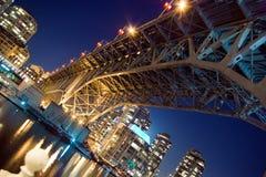 Granville Bridge Royalty Free Stock Image
