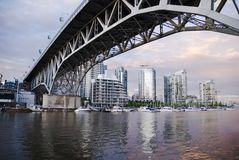 Granville Bridge Stock Image