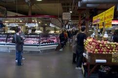 Granville Island Public Market Stock Photography