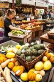 Granville wyspy Jawny rynek w Vancouver, Kanada Fotografia Royalty Free