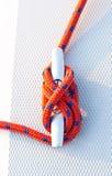 Grapa que amarra Imagen de archivo