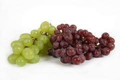 Grape. The Fruits. Fresh grape Royalty Free Stock Photos