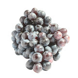 Grape. Mature grapes on a white background Stock Photos