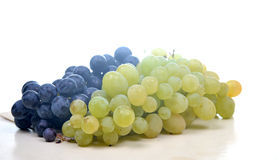 Grape, black and white Stock Photography