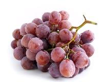 Grape bunch. Laying bunch of purple grape Royalty Free Stock Image